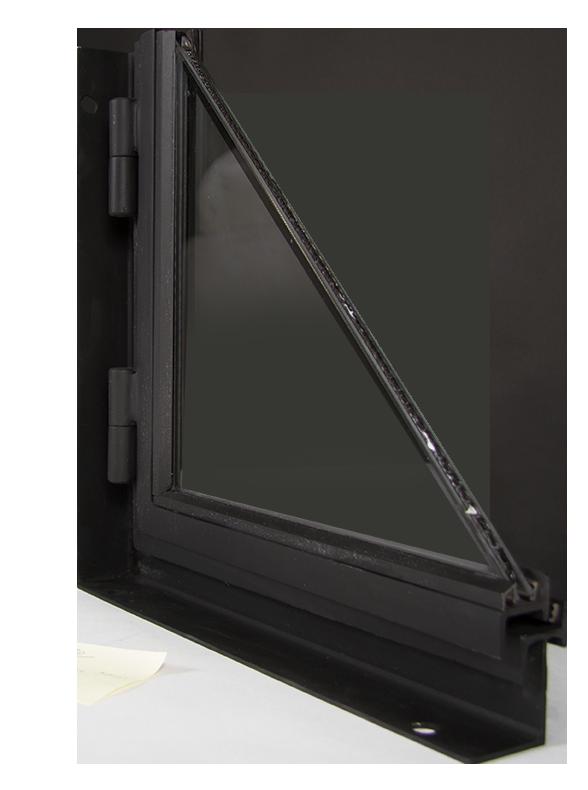 Modern Series Acadian Steel Windows Doors